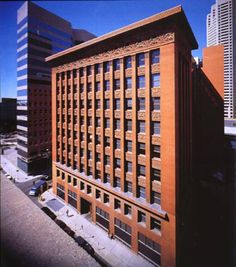 AD Classics: Wainwright Building / Louis Sullivan