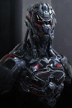 Sci-fi future cyborg soldier exoskeleton armor - Concept Art World Marina And The Diamonds, Science Fiction, Character Concept, Character Art, Character Prompts, Character Design, Arte Cyberpunk, Arte Robot, Carapace