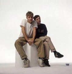 Damon and Graham