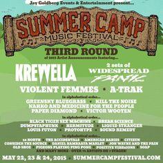 Krewella and the Summer Camp Love Story #krewella #summercamp