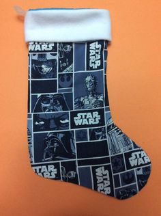 A personal favorite from my Etsy shop https://www.etsy.com/listing/259611104/handmade-christmas-stocking-disneys