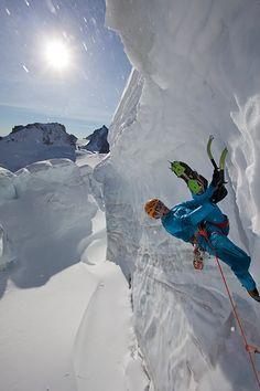 Ice Ice baby... // Alpine Exposures Mountain Photography — Breathtaking Photography