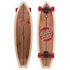santa cruz cruiser boards