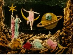 Georges Méliès  LE VOYAGE DANS LA LUNE / A TRIP TO THE MOON  1902