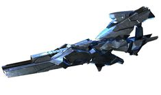 Mech Weapon from Armored Core V