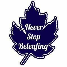 Hockey Pictures, Hockey Quotes, Hockey Baby, Canada Day, Toronto Maple Leafs, Painted Rocks, Nhl, Leaves, Cowboys