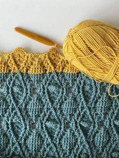 811 Beste Afbeeldingen Van Haken In 2019 Knitting Projects