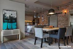 Столовые комнаты в translation missing: ru.style.Столовые-комнаты.loft. Автор - MARIANGEL COGHLAN