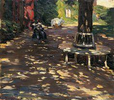 william john leech rha - Post impressionist