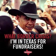 Facebook graphic for Dan Patrick during 2014's border crisis. At Harris Media, we love creating engaging social media content for our clients. Learn more about our work in digital media and Republican politics: www.harrismediallc.com