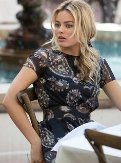 Global Celebrities  • panashaa:   Margot Robbie
