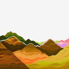 """Zion mountains"""
