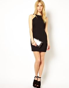 18 & East Strappy Back Playsuit  (Black) UK 8 @ASOS RRP £35.00