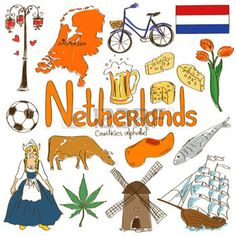Netherlands Culture Map Help your child learn all about the geography and culture of the Netherlands with this 'N' is for Netherlands alphabetical countries free Flags Of The World, Around The World Theme, International Day, Cultural Diversity, World Cultures, Science For Kids, Geography For Kids, Teaching Geography, World Geography