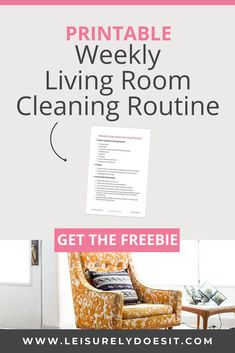 Simple Living Room Cleaning Checklist: Clean Like A Pro - Home Cleaning Products Car Cleaning Hacks, Cleaning Checklist, Deep Cleaning, Spring Cleaning, Cleaning Products, Cleaning Routines, Cleaning Room, Cleaning Solutions, Simple Living Room