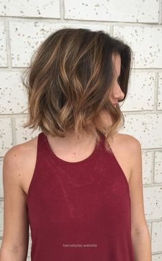 Magnificent Image result for brunette balayage  The post  Image result for brunette balayage…  appeared first on  Haircuts and Hairstyles .