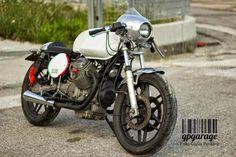 MOTO GUZZI V65 - GPGARAGE - OTTONERO