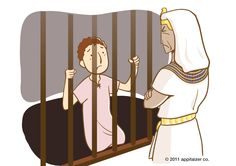Joseph is trapped in jail.