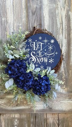 Rose Gold Christmas Decorations, Christmas Fabric Crafts, Christmas Swags, Christmas Colors, Holiday Wreaths, Farmhouse Christmas Decor, Lambs Ear, Navy Blue, Greenery