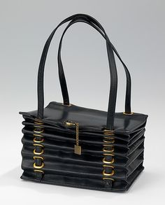 André Dallioux Bag - French Leather, metal in 2020 Vintage Purses, Vintage Bags, Vintage Handbags, Vintage Shoes, Vintage Accessories, Handbag Accessories, Fashion Handbags, Fashion Bags, Fashion Plates