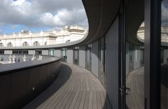 Her Majesty's Treasury Redevelopment, London, England 1996 –2002 | © Foster + Partners / Nigel Young