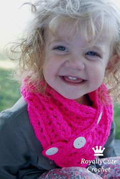 Ravelry: Ashlyn Scarf pattern by Crochet by Jennifer