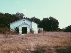 Getting lost and finding some religion on a location scout. #arkansas | John David Pittman | VSCO Grid™