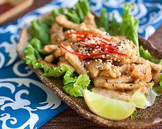 Honey Lemon Chicken   Easy Asian Recipes at RasaMalaysia.com - Page 2
