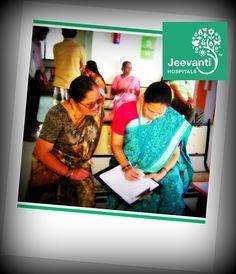 Jeevanti reaches out to 'Neighborhood'