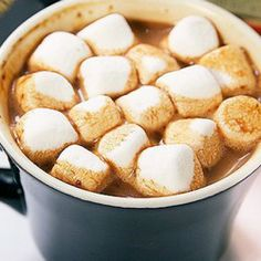 Better Than Baileys Hot Chocolate...for sipping by the fire on cold ...