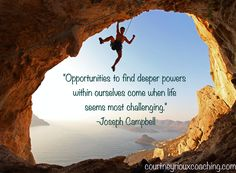 Joseph Campbell Quote Opportunities