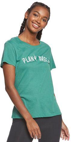 Plant Based tshirt #affilate