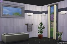 Khany Sims - Murs - Sims 4 - Walls
