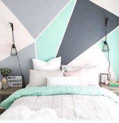 Wall paint idea ❤️