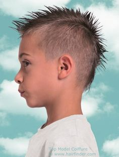 Marvelous Boy Haircuts Boys Mohawk And Middle School On Pinterest Short Hairstyles Gunalazisus