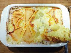 Tartiflette mit Reblochon - Kartofffelauflauf mit Käse