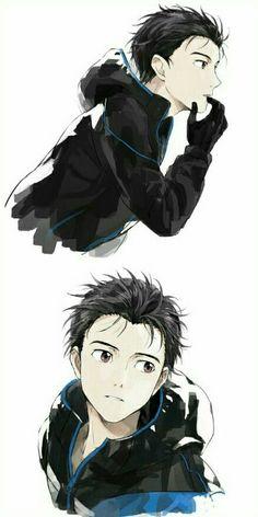 Yuri Katsuki - Yuri!!! On Ice