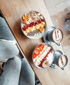 – Lakseretten alle har spurt etter Acai Bowl, Breakfast, Acai Berry Bowl, Morning Coffee
