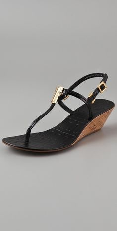 0ce8c29dc Tory Burch Pauline Wedge Sandals thestylecure.com Wedge Boots
