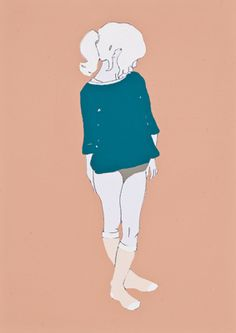 Natasha Law - amazing feminine Illustrations