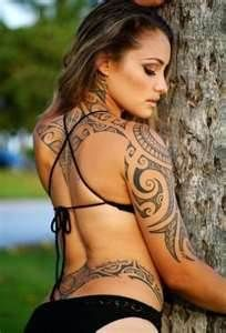 Tribal tattoos are one of the most popular tattoo styles in the world. Learn about tribal tattoos, tribal tattoo meanings, tribal tattoo ideas, and view tribal tattoo designs.