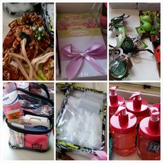 Baby Shower Prize Ideas! DIY and store bought!