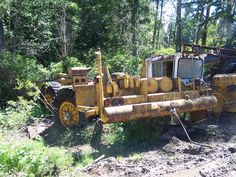Abandoned Butler Bros. log truck - the last of a legacy of off -road log trucks. Page 5