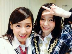 Haruka Nakagawa & Haruka Shimazaki