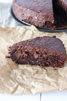 Himmelsk Chokoladekage Med Kokos/Chokoladetopping – One Kitchen – A Thousand Ideas