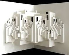 paper buildings - Google Search