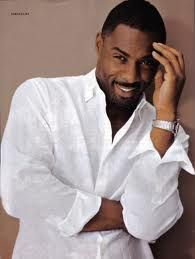 Idris...my generations Denzel.