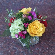 Sweet little posie from Flower Bar. #atlanta_flowerbar #atlantaflorist #atlantawedding #weddingflowers #atlantaweddingflorist #shoplocal #flowersonthebeltline Flower Bar, Cake Flowers, Atlanta Wedding, Wedding Flowers, Reception, Rose, Sweet, Floral, Plants