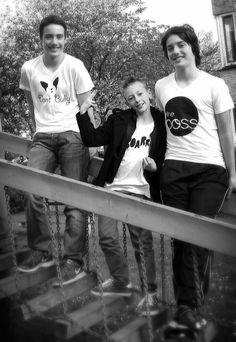 GESPOT! <3   Wouw jongens! Wat zien jullie er gaaf uit!   #marbulous #fashion #theboss #roarr #dontbully #happyfamily