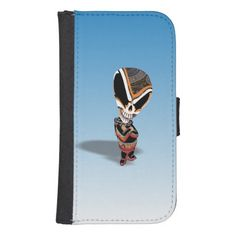 Teenage Alien Dieselborg Galaxy S4 Wallet Cases